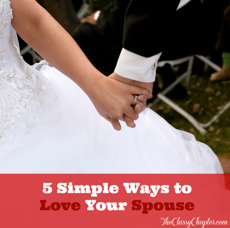 Without love you don't have a healthy marriage. Use these 5 tips to keep the love alive.