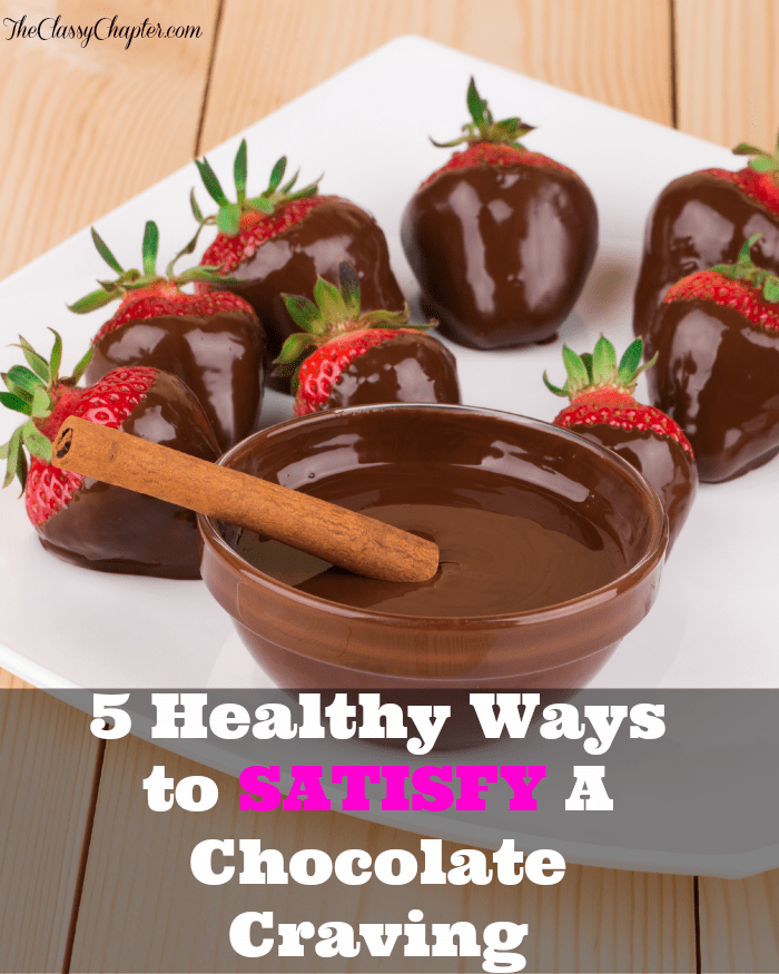 Satisfy your chocolate craving with these low fat desserts