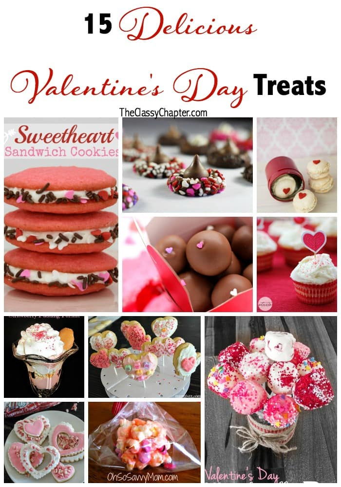Looking for some easy and tasty Valentine's Day treats? Your going to love these!