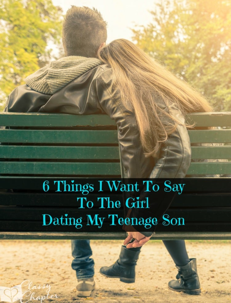 my son is dating a poor girl Teens and dating by chris jordan one son was dating a girl for a short time who said that for christmas she didn't want a present nope all she wanted was him.