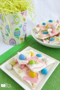 Chocolate Easter Bark Recipe | Easter Candy