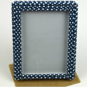 Homemade Decorative Straw Frame