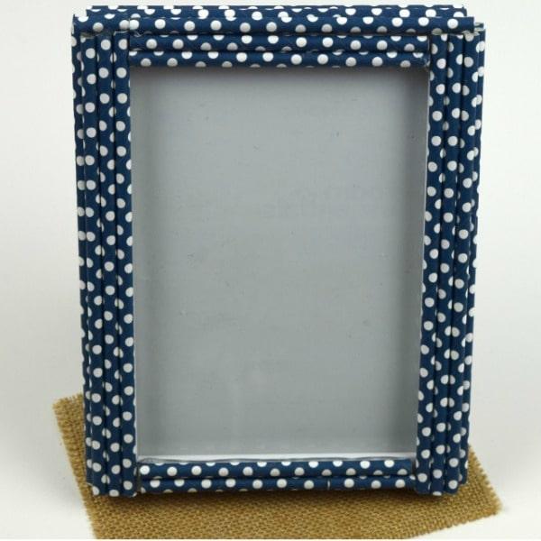 Homemade Decorative Straw Frame Easy Diy Crafts