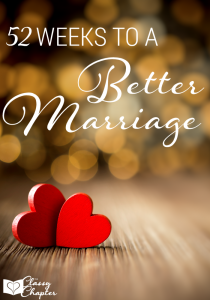 Are you looking to better your marriage? Marriage is something that requires nurturing and will require you to work at it every day. This series helps you create the best marriage possible.