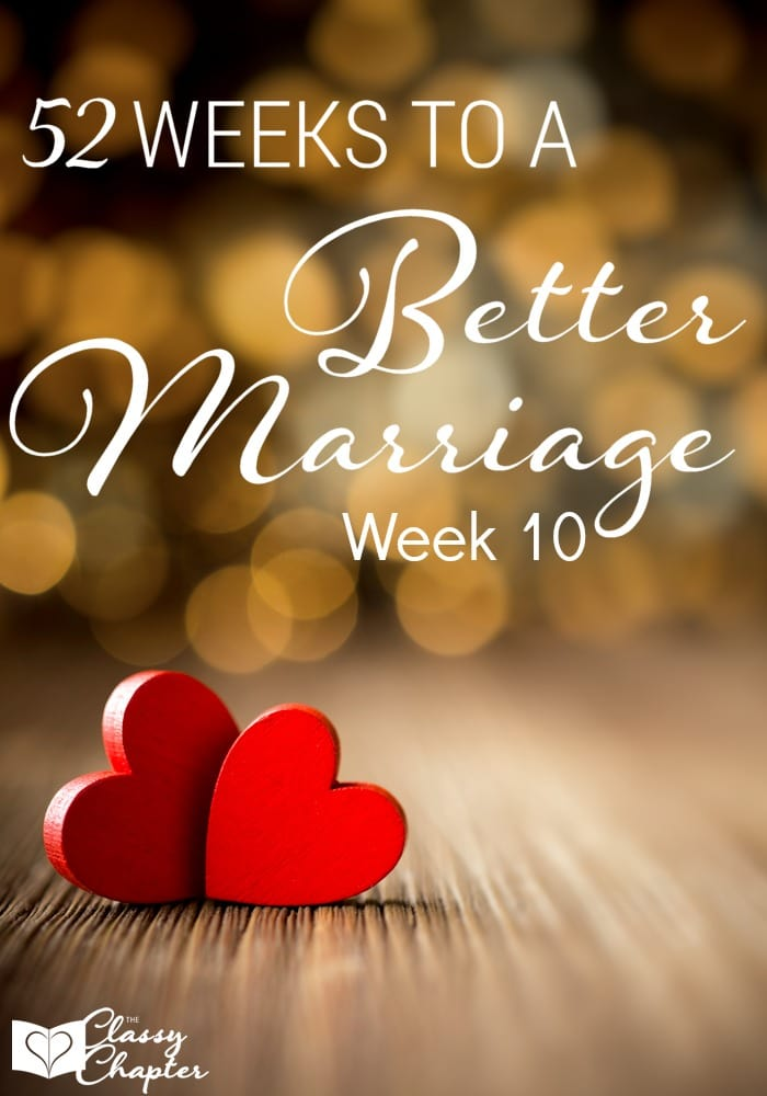 52 Weeks to Better Your Marraige