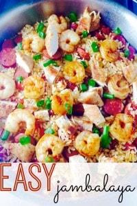 30-Minute Jambalaya Recipe