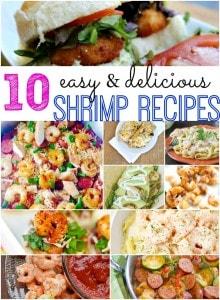 10 Delicious Shrimp Recipes