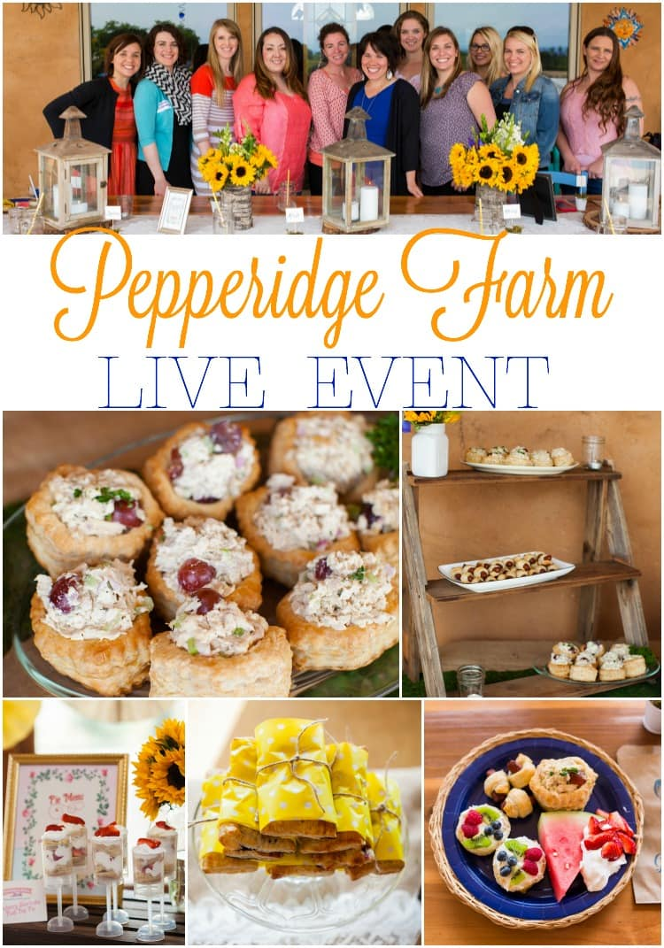 Pepperidge Farm Live Event