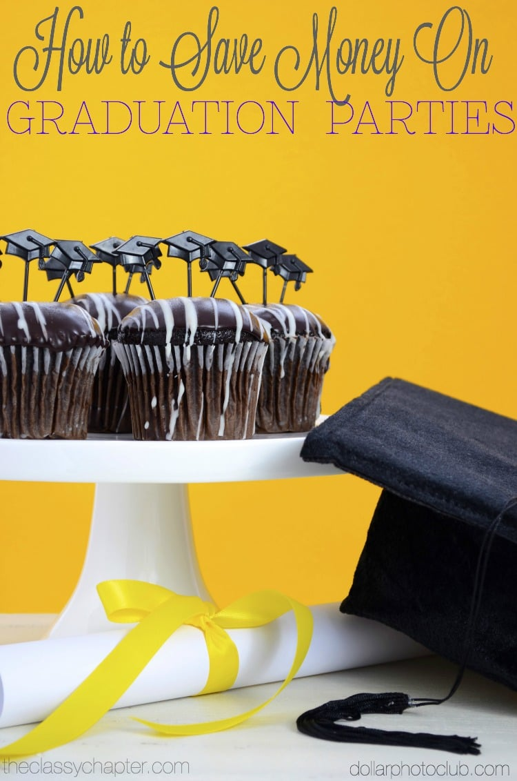 Graduation parties are expensive! The costs can really add up but here are some fun tips for planning a graduation party.
