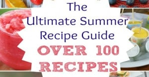 The Ultimate Summer Recipes Guide (Over 100 Recipes)