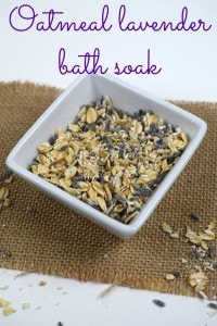 Oatmeal Bath Soak
