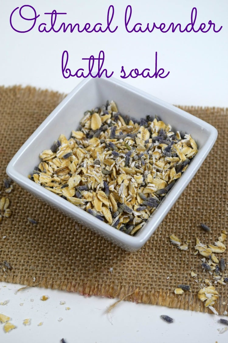 This oatmeal soak is the perfect beauty hack to making your skin so soft.