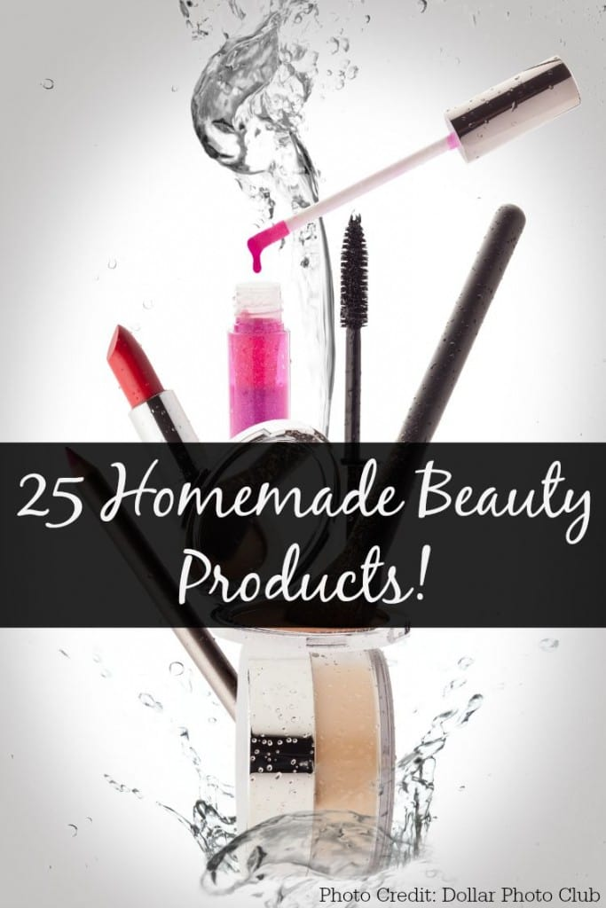 Do you love beauty products? These DIY beauty products are simple to make and all done right at home.