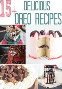 Over 15 Delicious Oreo Recipes