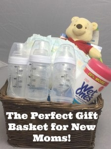 The Perfect Gift Basket for New Moms
