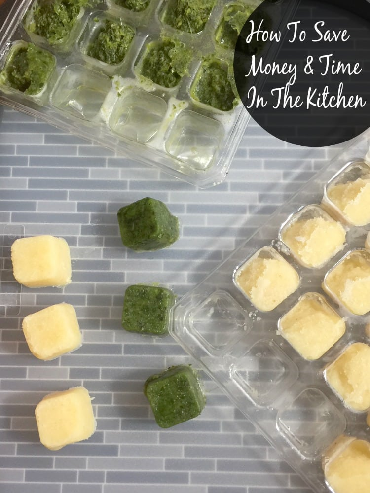 how to save time and money in the kitchen