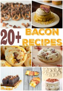 You can't go wrong with these bacon recipes! I've gathered up the best bacon recipes from around the web.