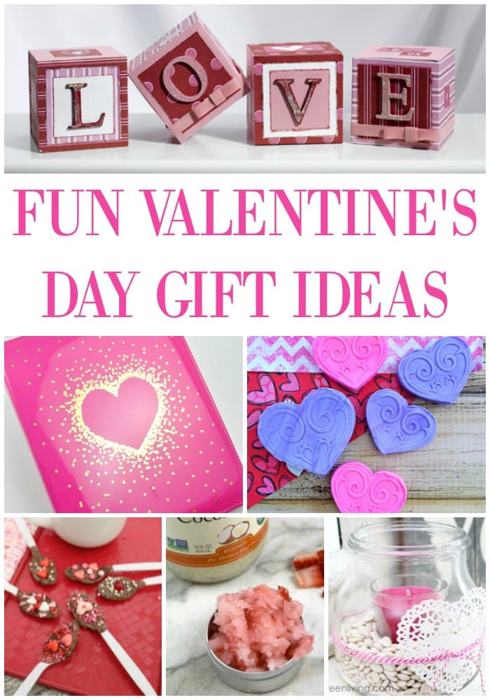 Here are some fun Valentine's Day gift ideas!