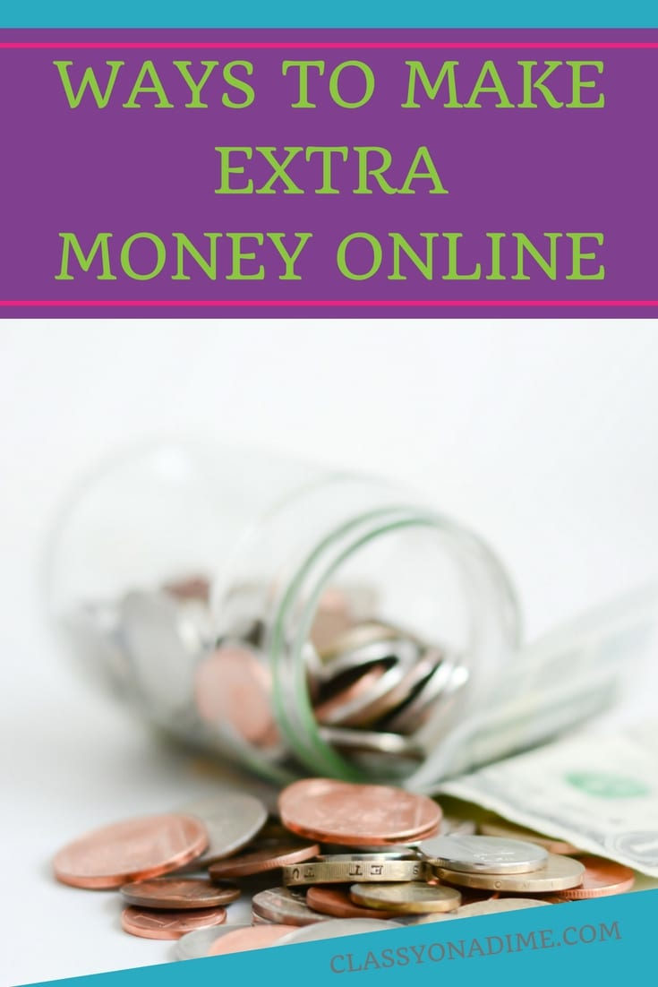Need to make some extra money? Here some easy ways to make money online