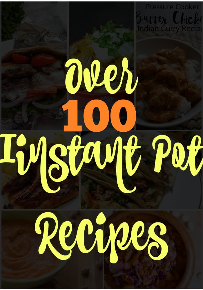 Looking for Instant Pot recipes? You'll find Instant Pot chicken recipes, pressure cooker recipes and much more!