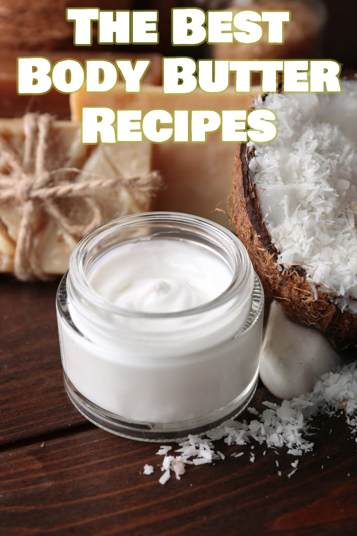 Looking to make your own beauty products? Try these homemade body butter recipes!