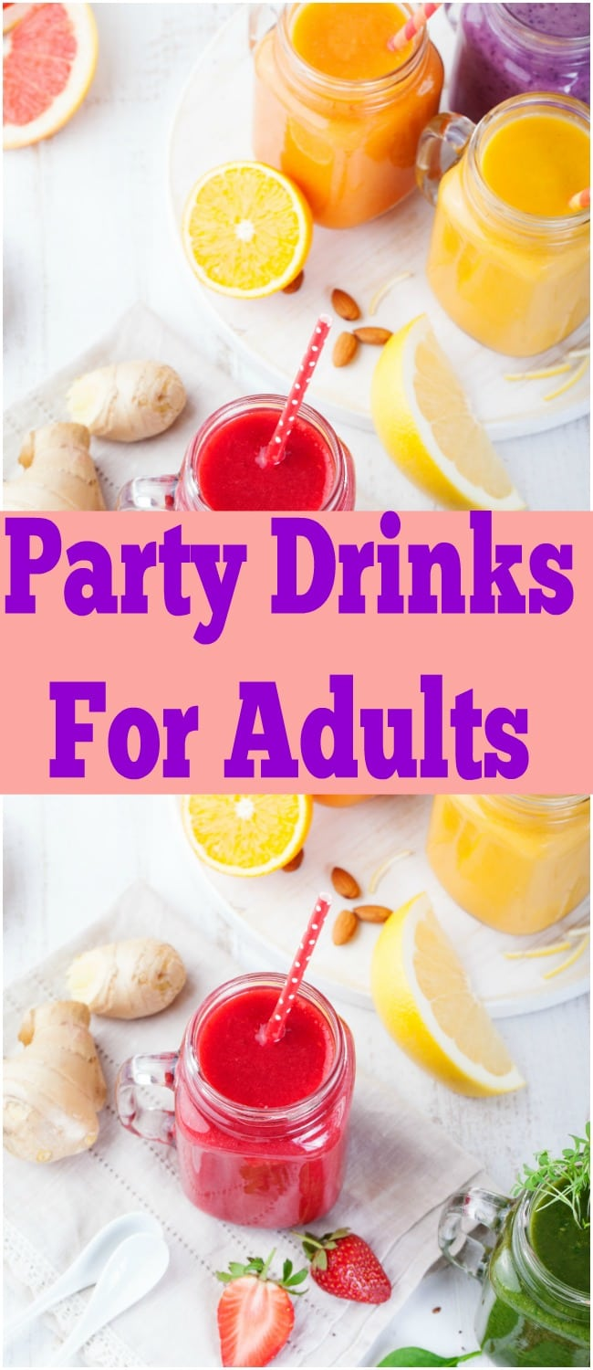 Fun Party Drinks For S