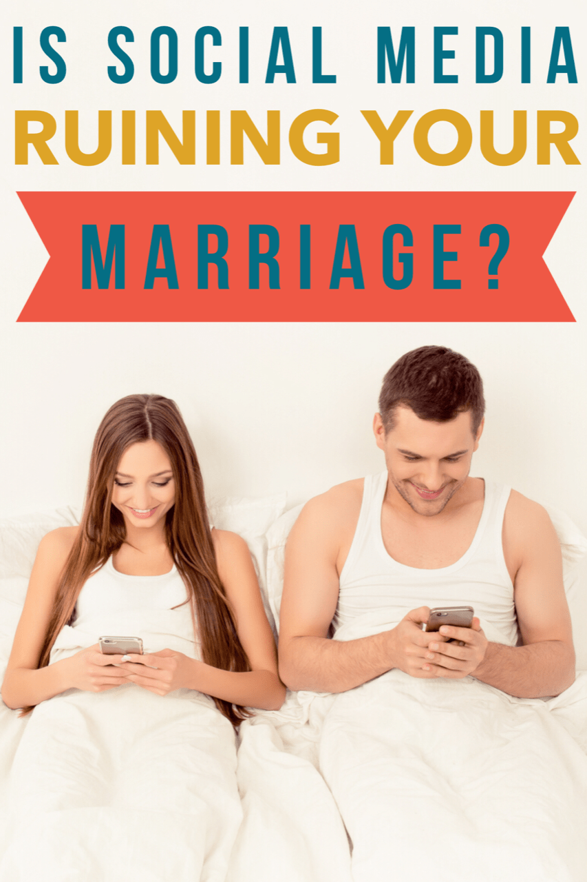 Are you addicted to your phone? Is it ruining your marriage? Here are my marriage tips for social media!