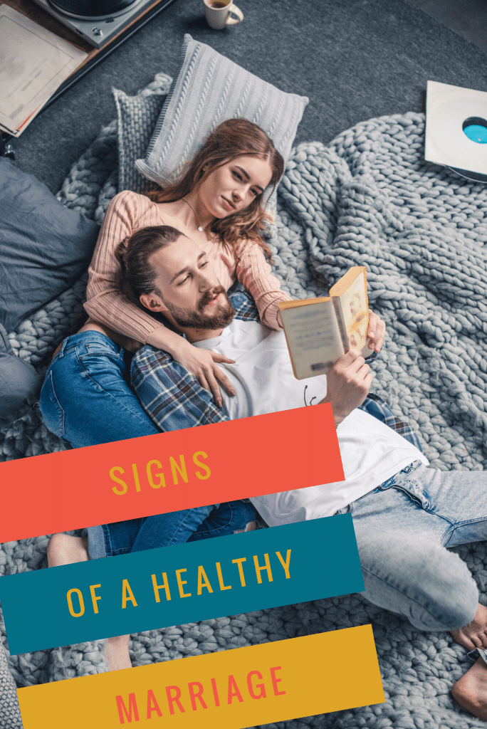 Do you have the signs of a healthy marriage? Did you know there are a few things all healthy marriages have in common?