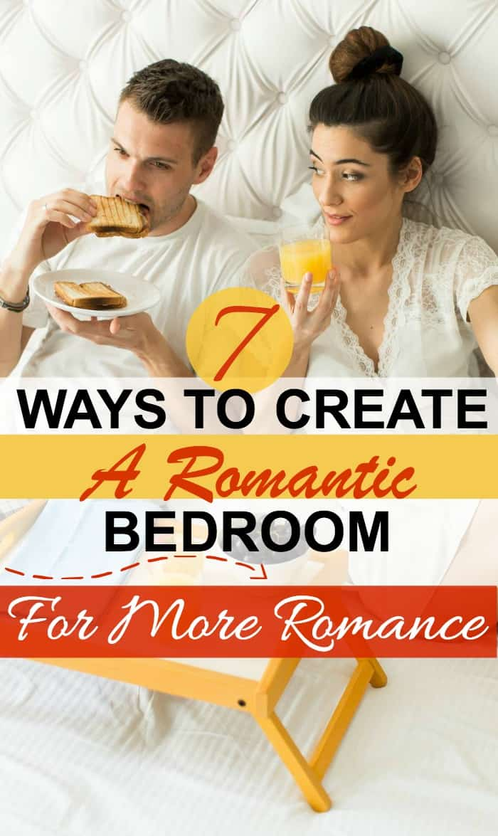Is intimacy lacking in your marriage? Maybe your bedroom has something to do with it. Create a romantic bedroom with these simple tips. Romantic bedroom ideas, how to create a romantic bedroom