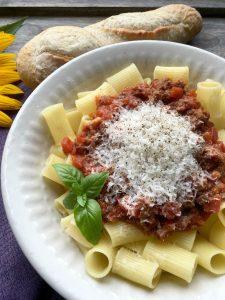 Lasagna Meat Sauce Recipe