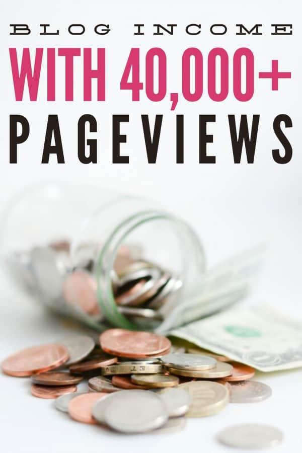 January 2018 blogging income report. Blogging tips, blogger, income reports