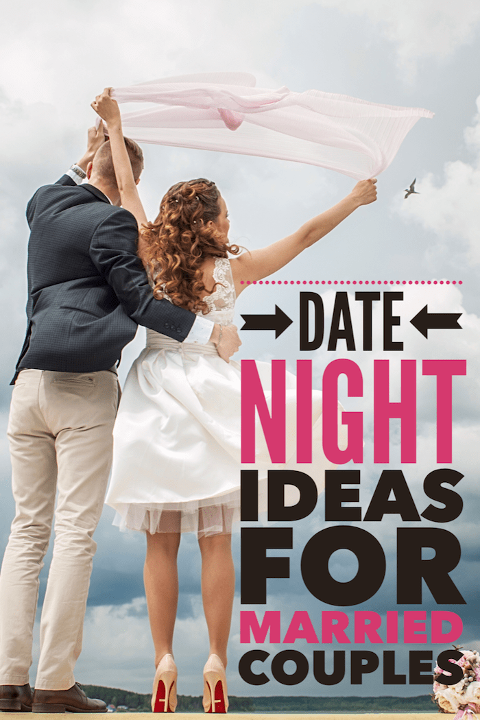 Being married with kids makes it hard to find time for date nights. These date night ideas for married couples are perfect for even busy parents. Marriage tips, Marriage advice, date night ideas