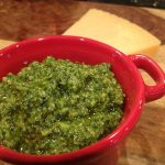 This homemade pesto recipe is easy to make and goes great with all your Italian dishes