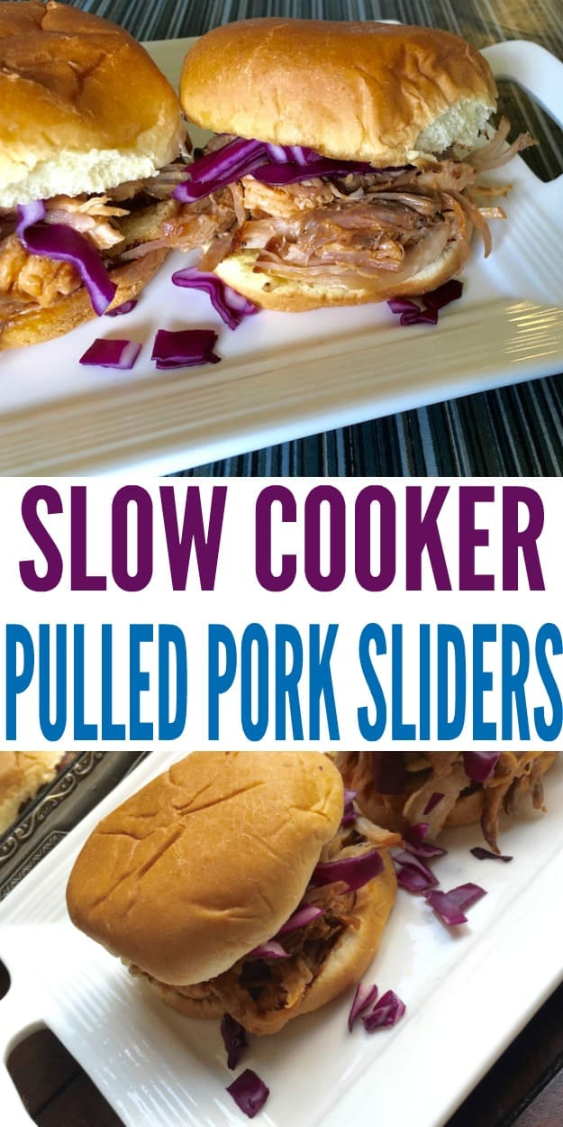 slow cooker pulled pork sliders, crockpot pork sliders, slow cooker recipes, sliders, dinner recipes