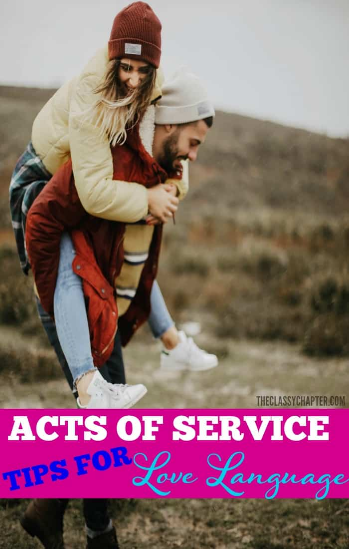 If your marriage is having problems, try these love language tips. acts of service love language