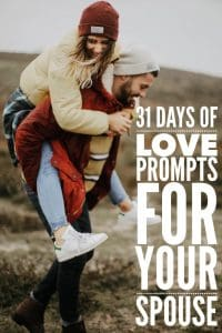 Couples Challenge | 31 Day Marriage Challenge