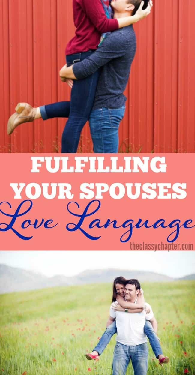 Use the 5 love languages to better your marriage. Acts of service, marriage advice, marriage tips