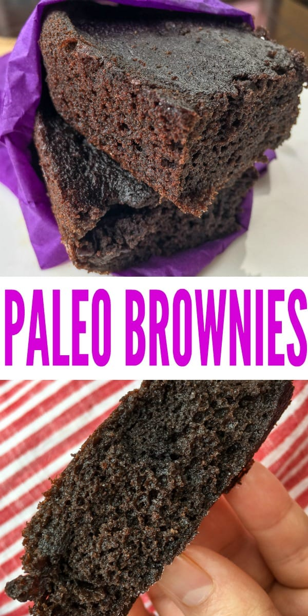Looking for some delicious paleo recipes? These paleo brownies are the perfect paleo dessert recipe!