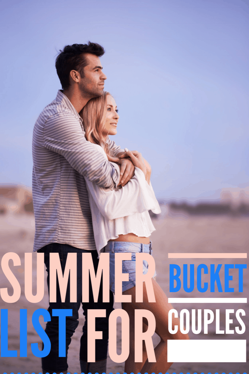 Ready to get in some good quality time with your spouse this summer? This summer bucket list for couples is the perfect way to do that.