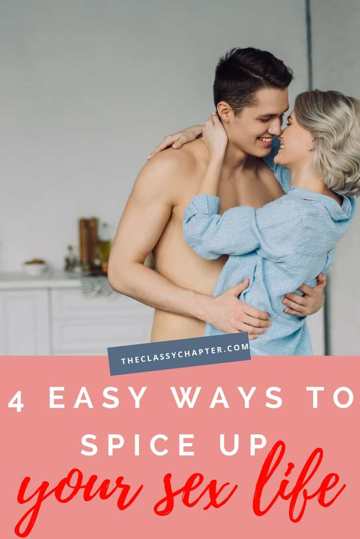 Use these simple tips to spice up your marriage and improve intimacy in the bedroom.