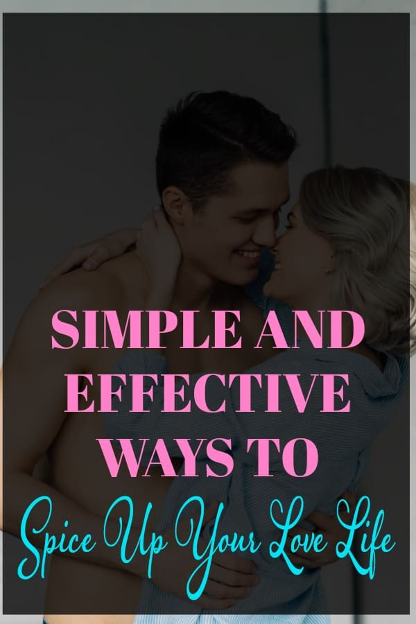 Feeling like your marriage is on the rocks lately? Use these tips to spice up your marriage and add more intimacy into your marriage.