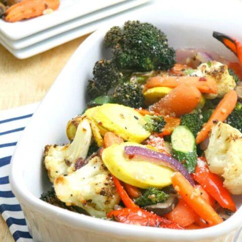 Air Fryer Vegetables Recipe