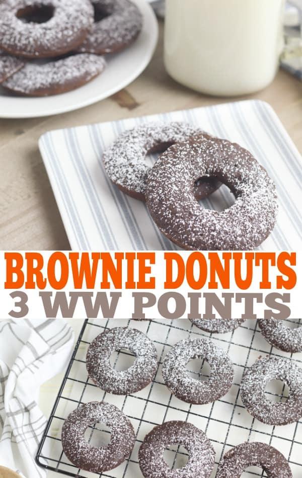 weight watcher brownies, weight watcher desserts