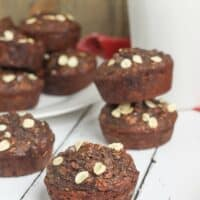 Weight Watchers Chocolate Banana Muffins